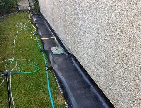 Fassadenreinigung Umweltschutz